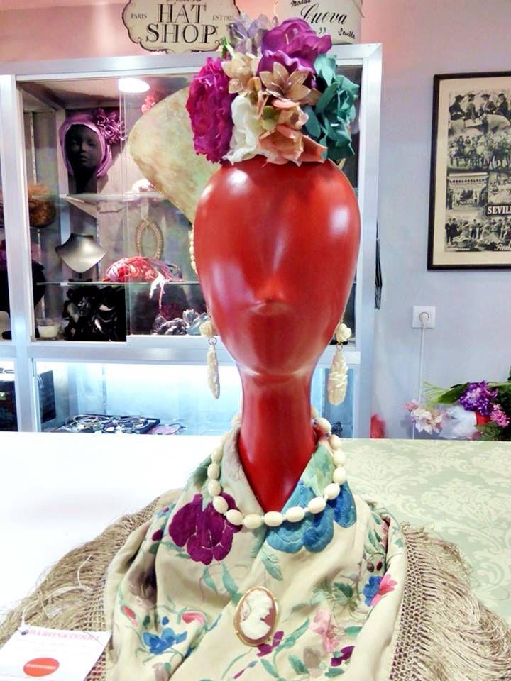 Look flamenca vintage