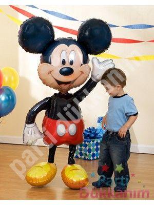 Mickey Mouse Airwalker Folyo Balon
