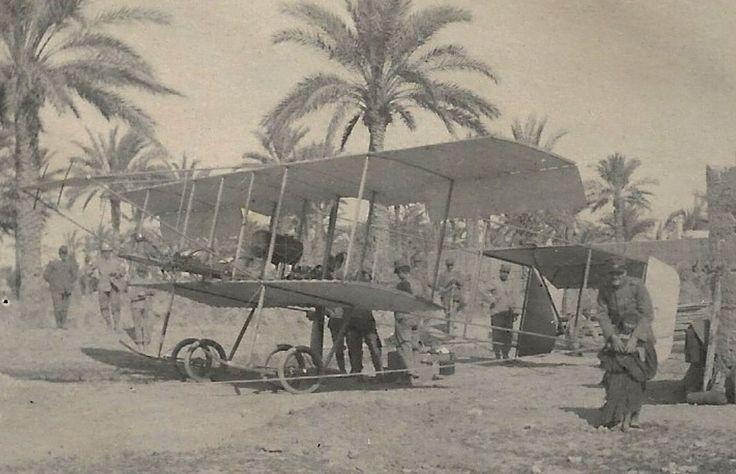 WW1 FOTO GUERRA ITALO TURCA BENGASI 1a FLOTTIGLIA AEROPLANI AERONAUTICA FARMAN   eBay