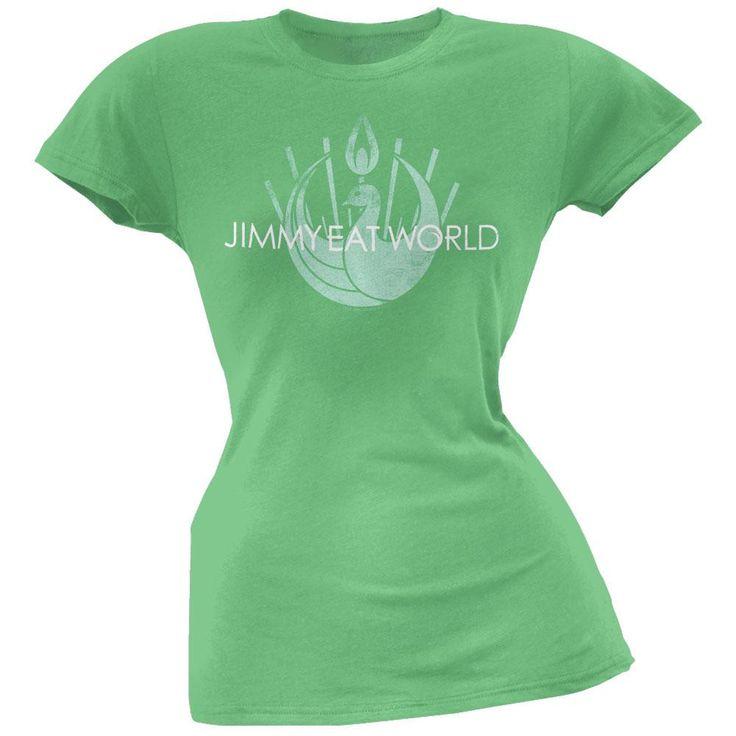 Jimmy Eat World - Bird Juniors T-Shirt