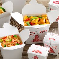 Chinese food Containers-  Chinese Food Take Out Boxes Wholesale The food container is a kitchen product almost available in every home. These are mostly utilized to store either single or multiple food items. Working ladies mostly use these food containers to...