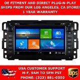 Special Offers - OttoNavi CH0712TH-WSS61NAX Chevrolet 07-12 Tahoe Multimedia In-Dash Double Din OEM Replacement Gen 6.0 Car Radio with 6 CD Virtual Memory (Black) - In stock & Free Shipping. You can save more money! Check It (July 20 2016 at 11:54PM) >> http://wbluetoothspeaker.net/ottonavi-ch0712th-wss61nax-chevrolet-07-12-tahoe-multimedia-in-dash-double-din-oem-replacement-gen-6-0-car-radio-with-6-cd-virtual-memory-black/