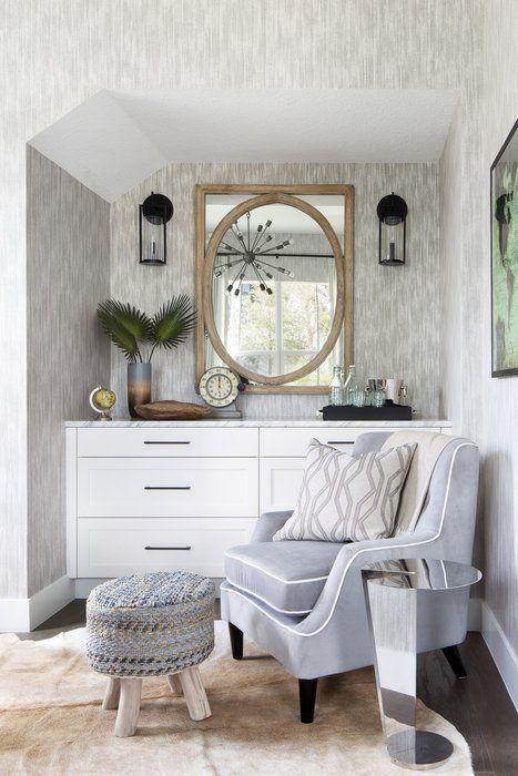Krista Watterworth Alterman[C] Designer  Jessica Glynn[C] Photographer Eclectic Bedroom Design