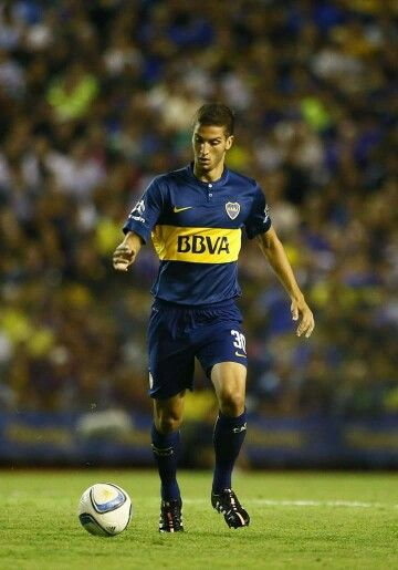 Rodrigo Bentancur, la joyita de Boca.