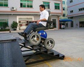 Viking 4 X 4 All Terrain Power Wheelchair