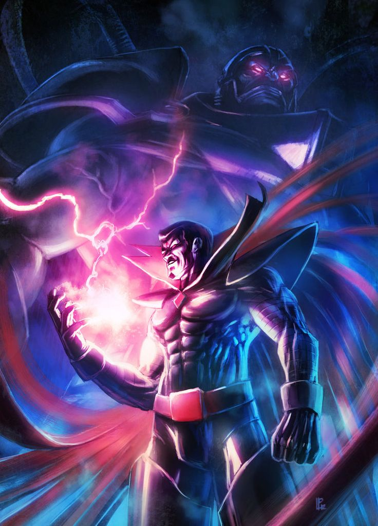 Mister Sinister  Apocalypse by Pierre Loyvet