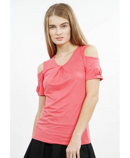 BROAD SHOULDER SHIRT - MINEOLA Online Shopping Fashion Indonesia