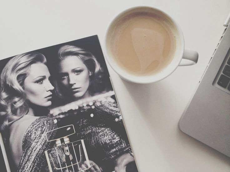 Fashion magazine, design, photography, coffee, gadgets