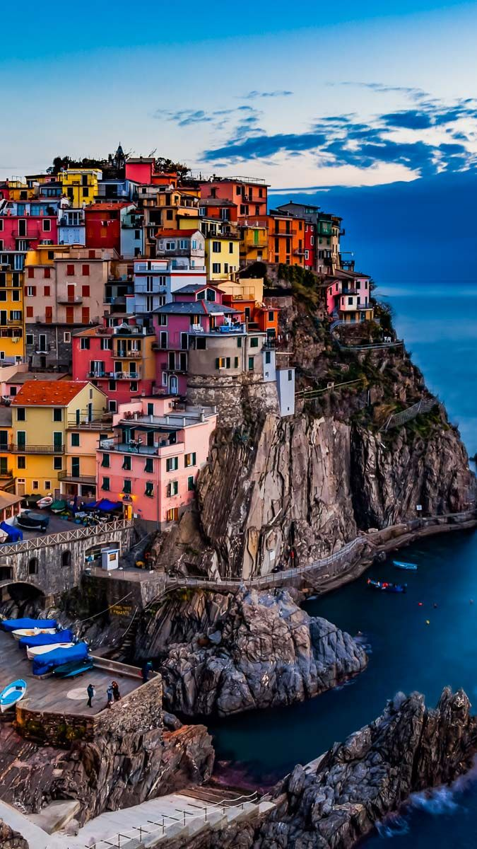 Cinque Terre in 20 Photos: A guide to the five lands of Italy                                                                                                                                                                                 More
