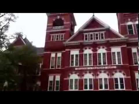 ▶ Auburn's Samford Tower Chimes War Eagle Fight Song - YouTube