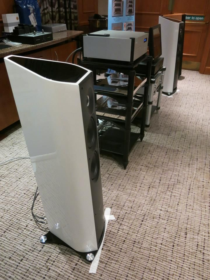 #Sonusfaber Venere 2.5 at Best Western Reading Moath House in the UK.