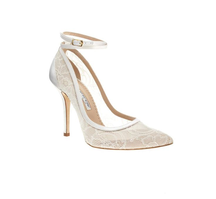 8 Wedding Shoe Ideas You'll Love   TheKnot.com