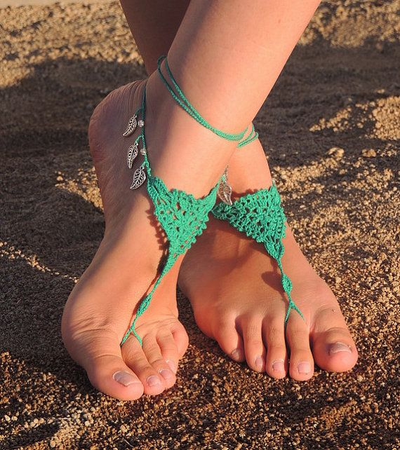 62 best sandalias descalzas images on Pinterest | Anklets, Barefoot ...