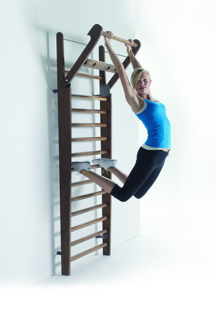 Home Gyms : Wall Bars by Nohrd