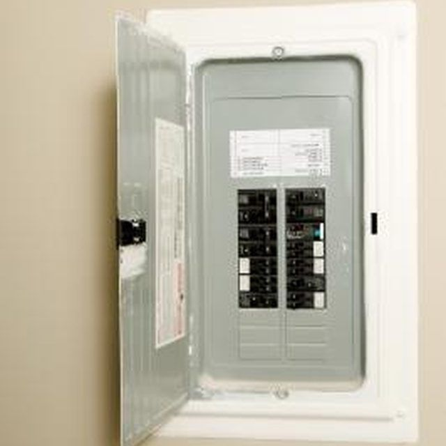 If the electrical load of your house is too much for your circuit breaker, it may need to be replaced.