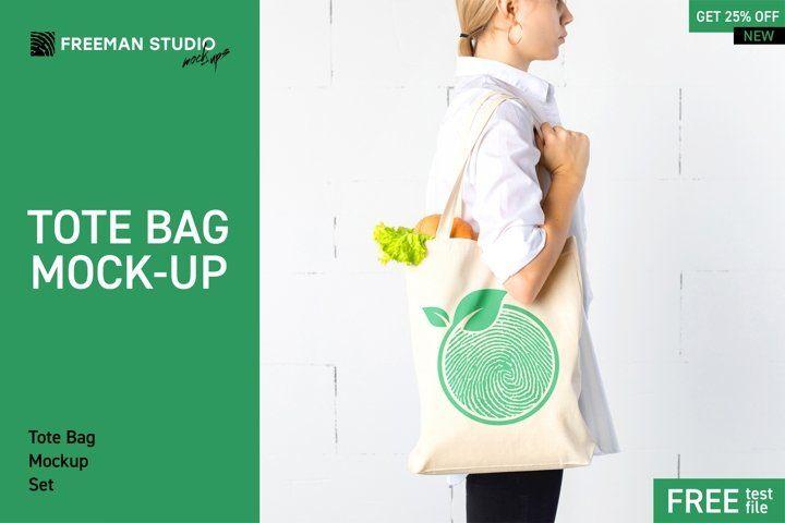 Download Tote Bag Mock Up Set 765556 Clothing Design Bundles Bag Mockup Tote Bag Mockup