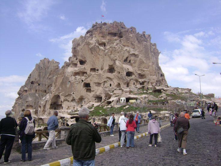 cappadocia citadel