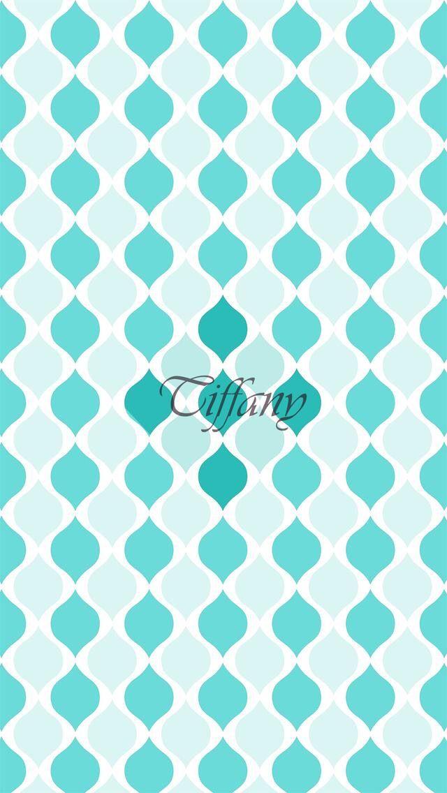 tiffany blue design wallpaper - photo #24
