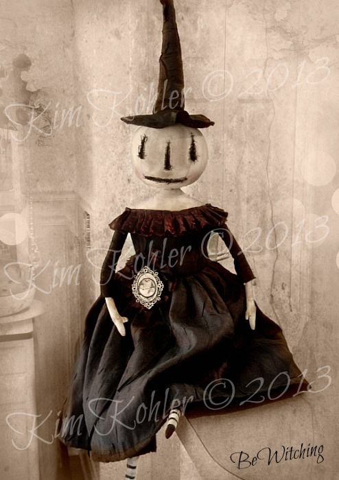 851 best witch craft images on pinterest halloween stuff halloween crafts and happy halloween - Vintage Halloween Witches
