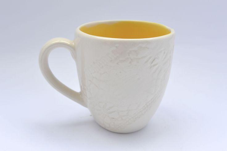 taza ceramica artesanal