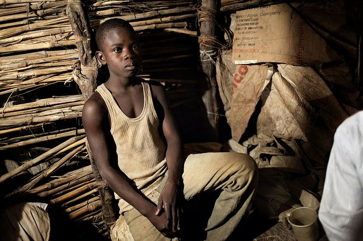 Nigerian Gold Mines. Marcus Bleasdale