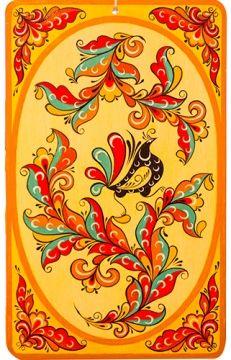 ракульская роспись (русский север)