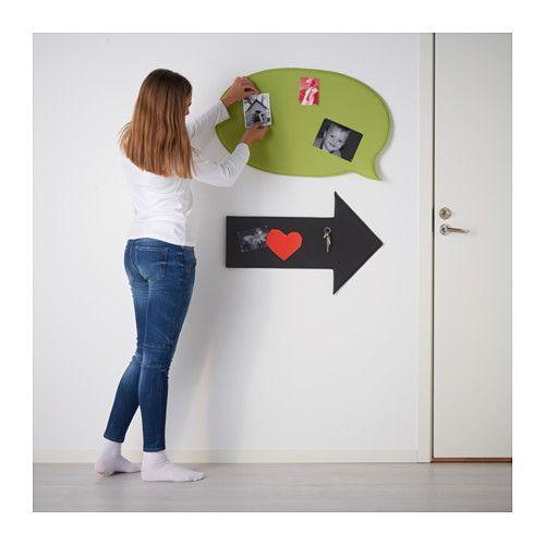 UPPVISA Tablón anuncios, jgo 2 - - - IKEA