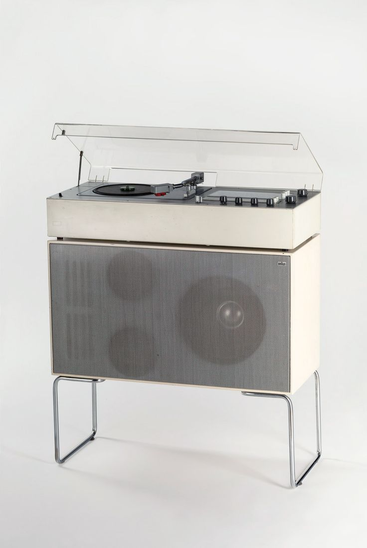 INNERVISIONS3000 — design-is-fine: Dieter Rams, Audio 1 Radio...