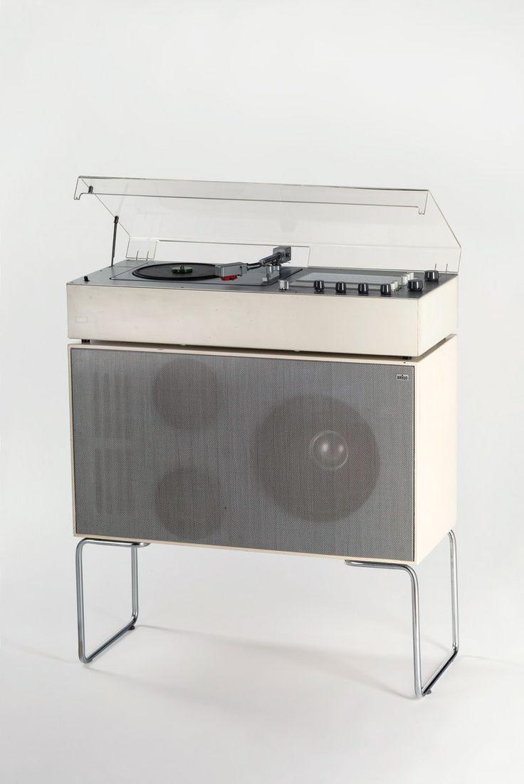 minimal-bianco-nero — design-is-fine:  Dieter Rams, Audio 1 Radio...