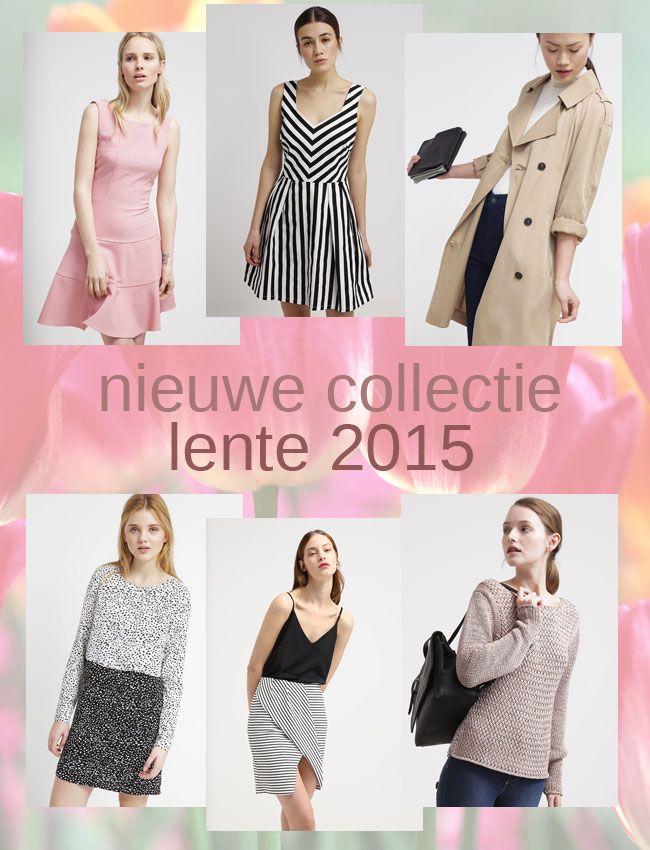 Nieuwe collectie: lente mode ideeën 2015.