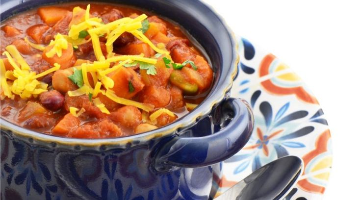 HEARTY TURKEY CHILI | Dr. Joey Toronto Thornhill Weight Loss Recipes