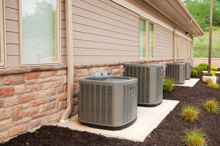 Central Air Conditioning Installation Design ~ http://lovelybuilding.com/central-air-conditioning-installation-for-your-house/