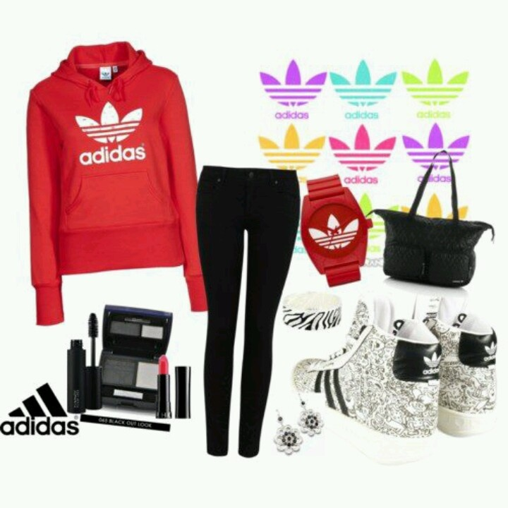 Addidas WANT WANT WANT!!