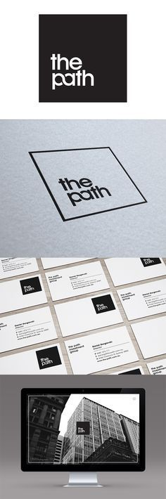 As one of Sydney's emerging investment companies, The Path approached Made to design a new logo mark. In response our team created an eye-catching identity that symbolises strength, security and reliability.graphic design logo inspiration design sydney made agency corporate stationery webdesign website web Jim Pell