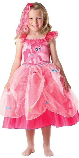 My Little Pony Birthday Party ~Pinkie Pie Costume