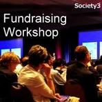 Founders learn what a startup needs to have to go fundraising. Society3 workshop Apr 15 Berlin