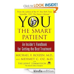 This is a good book and has lots of helpful information to help us patients on the care we need and deserve.