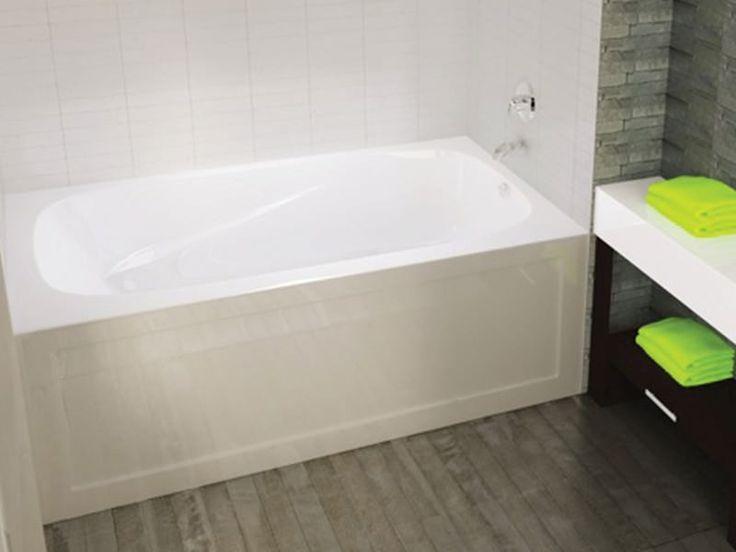 """2nd Bathroom // Mirolin Phoenix 2 Skirted Tub // 66"""" x 32"""" x 20"""""""