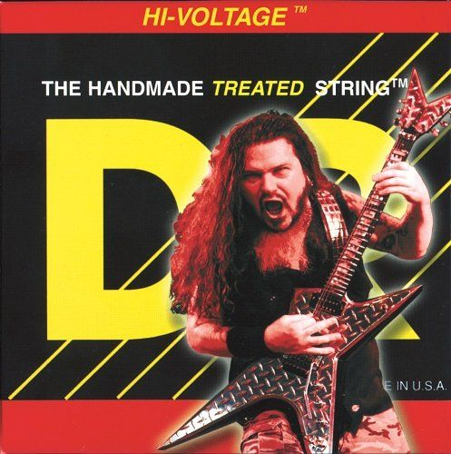 DR Strings Electric Guitar Strings Dimebag Darrell Signature Treated NickelPlated 950 >>> You can find more details by visiting the image link.Note:It is affiliate link to Amazon.
