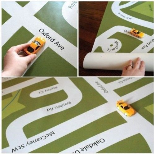 your own neighbourhood playmat