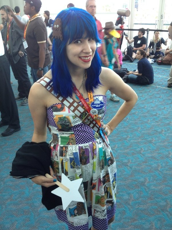 Geek girls demand — and receive — recognition in fashion world - The Look