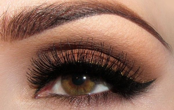 Makeup Colors For Brown Eyes