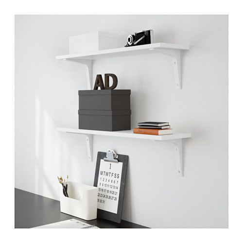 "EKBY ÖSTEN Shelf - 31 1/8x7 1/2 "" - IKEA // $6.99"