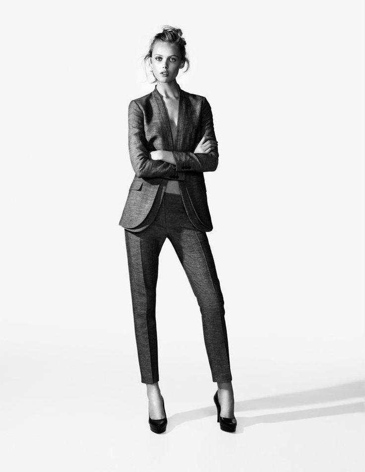 Zurie blazer & Orva trousers