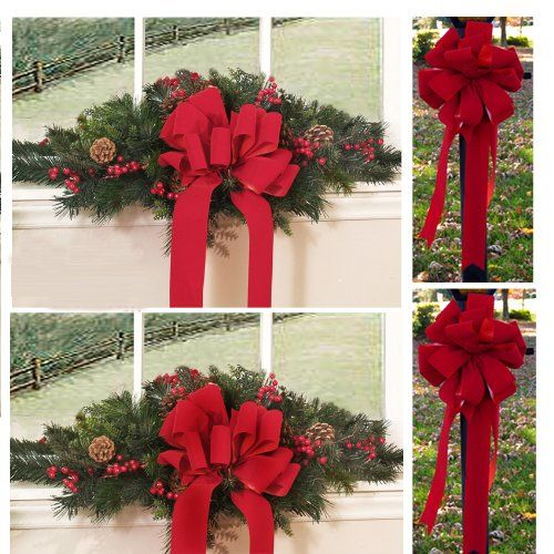17 Best Images About Window Holiday Decor On Pinterest