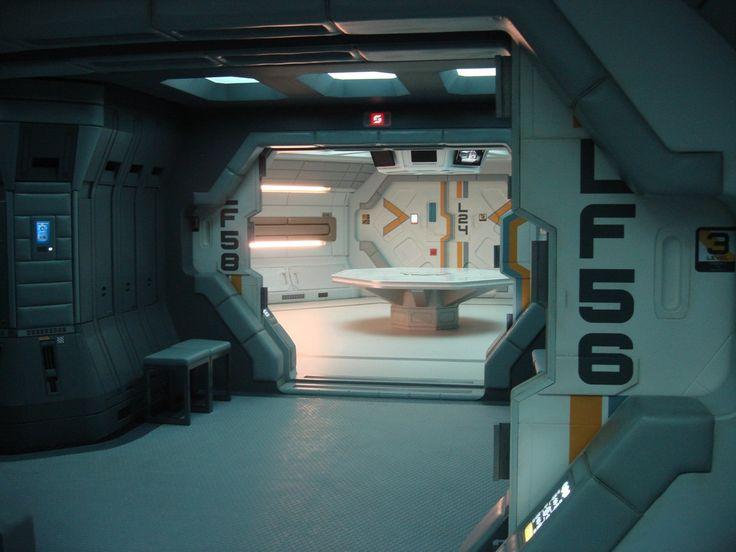New Prometheus Set Photos and Concept Art (**Updated**) - Prometheus Movie Discussions