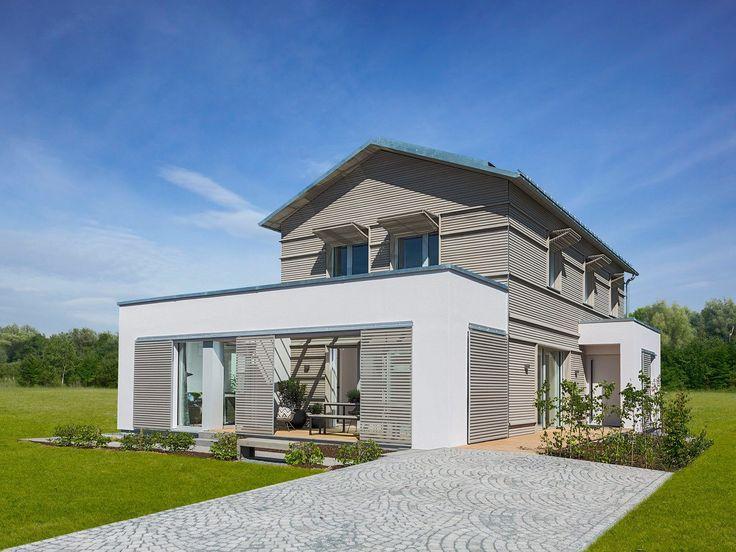 Holzhaus Mit Satteldach   Musterhaus NaturDesign Köln Von Baufritz    Weitere Ansichten Auf Musterhaus.net