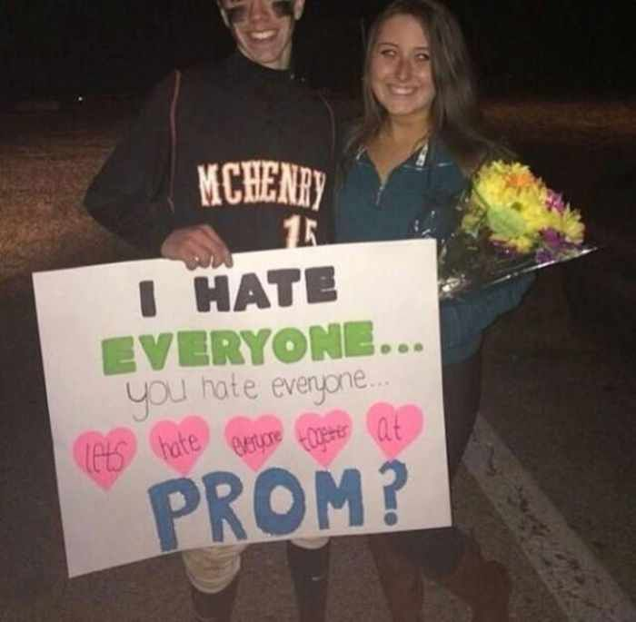 Best 25 Cute Prom Proposals Ideas On Pinterest Cute