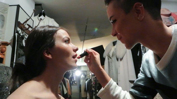 In love with MakeUp ph: Andrea Chelli model: Chiara Gardoni @VintageDeliriumbyFrancoJacassi