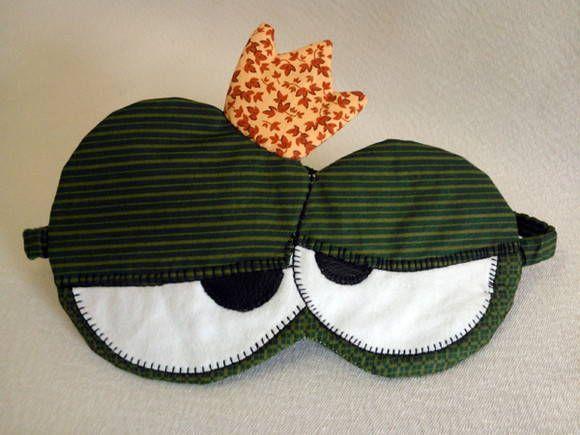 as máscaras de dormir Alecrim são feitas em tecido 100% algodão e podem ser produzidas na cor que você preferir. R$ 25,00
